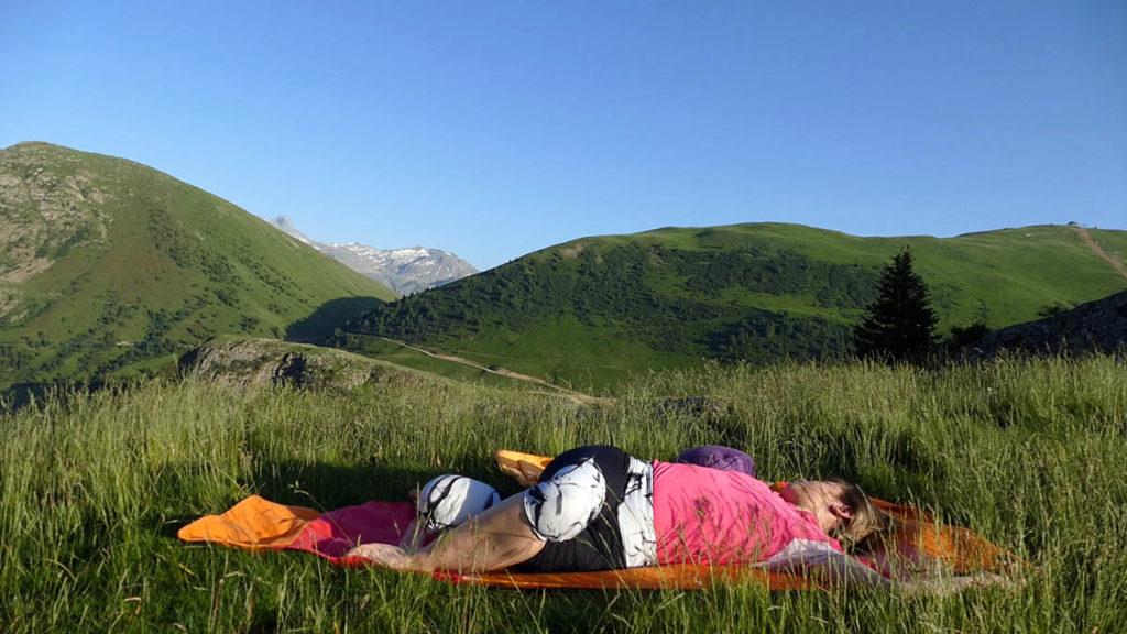 Yin Yoga für Trailrunner & Bergwanderer: Twist