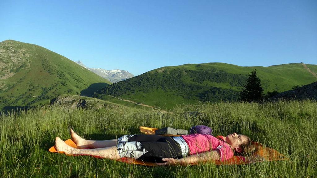 Yin Yoga für Trailrunner & Bergwanderer: Savasana
