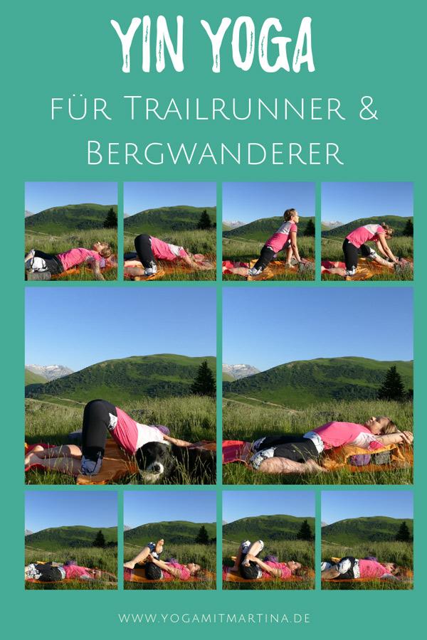 Yin Yoga für Trailrunner & Bergwanderer