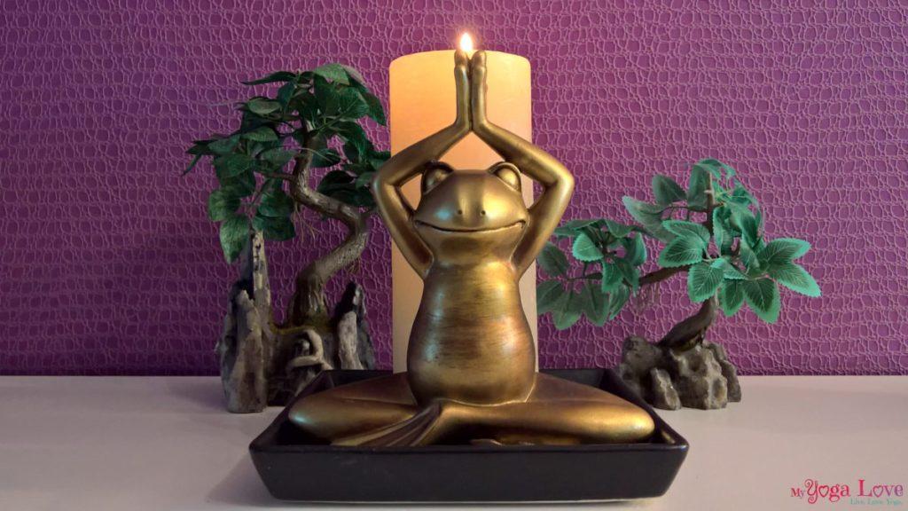 Mit Yin Yoga entspannt durch die Weihnachtszeit