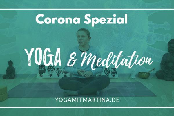 Yoga und das Coronavirus – gesund und angstfrei durch die Krise
