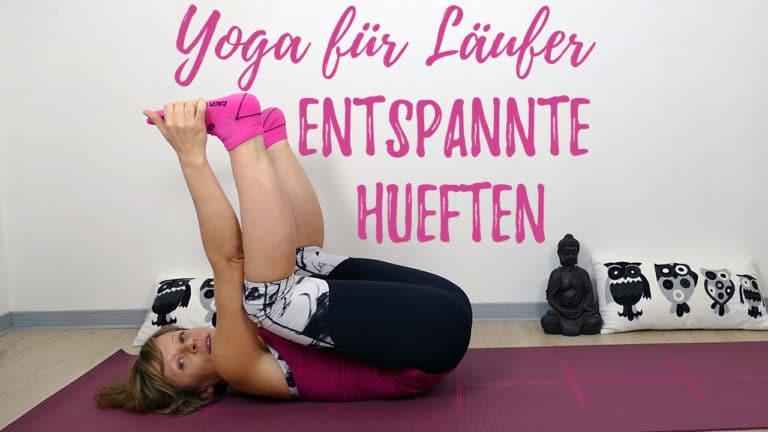 Yoga Laeufer Hueftoeffnung