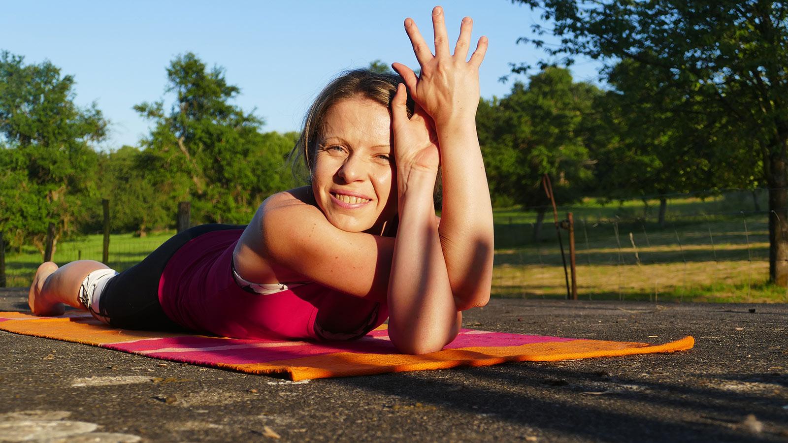 Yoga mit Martina - über mich