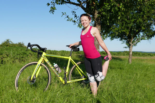 Yoga für Radfahrer Dehnübungen